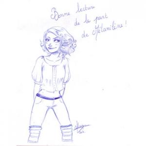 Héloïse De Ré, Mélanilène Blysara