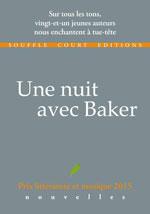Héloïse De Ré Une nuit avec Baker