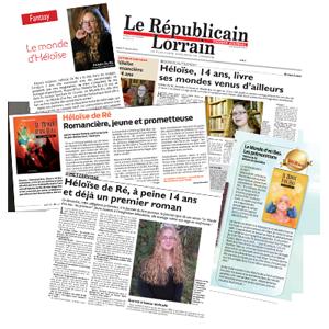 Héloïse De Ré, revue de presse