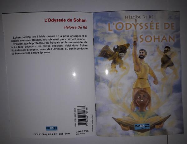 Héloïse De Ré, L'Odyssée de Sohan