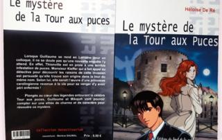Héloïse De Ré, Le mystère de la Tour aux puces