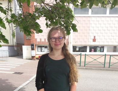 Héloïse De Ré, Interventions scolaires à L'Hôpital et Carling