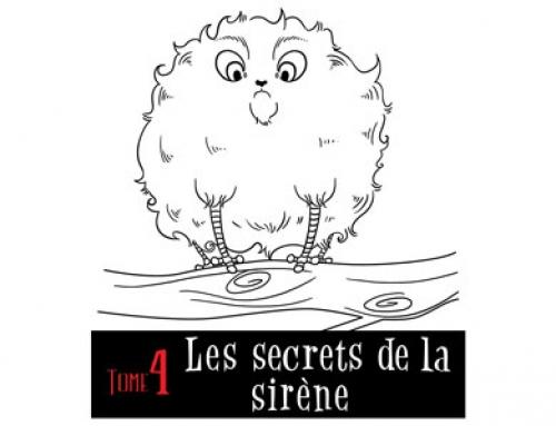 Premier jet des «Secrets de la sirène» terminé !