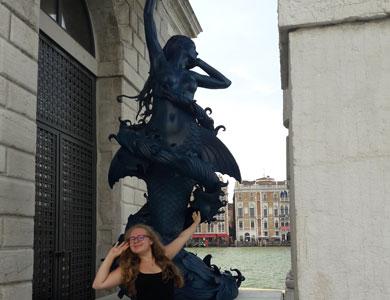 Heloïse De Ré - Les secrets de la sirène à Venise