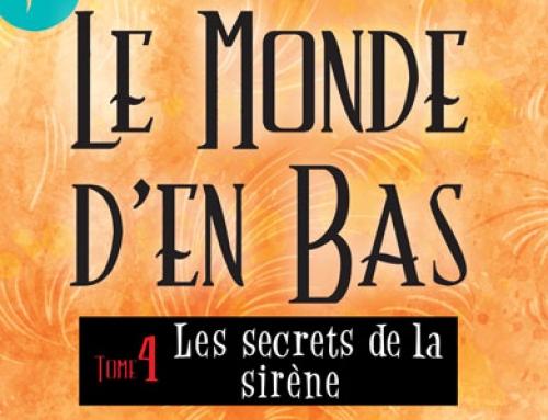 «Les secrets de la sirène» envoyé à RroyzZ Éditions