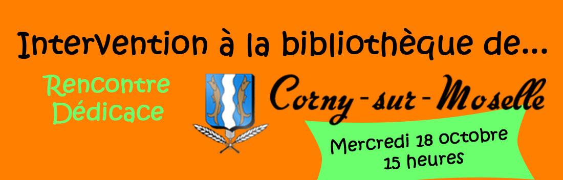 Bibliothèque de Corny-sur-Moselle