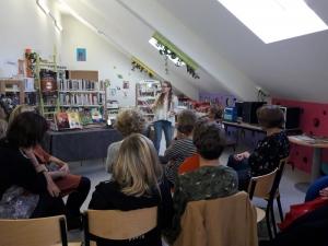 Héloïse De Ré – Bibliothèque de Corny-sur-Moselle