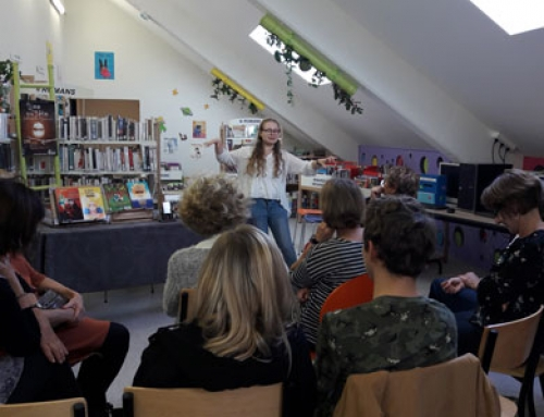 Bibliothèque de Corny-sur-Moselle – intervention