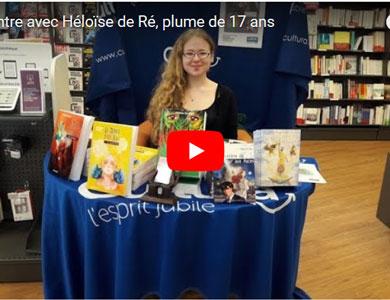 Héloïse De Ré, Ailes et Luit TV