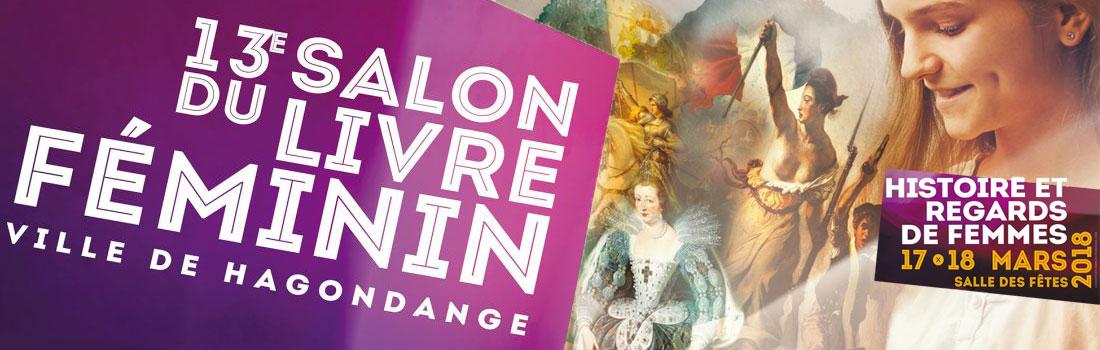 Hagondange : édition 2018 du salon du livre féminin