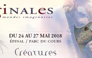 Héloïse De Ré – Les Imaginales 2018
