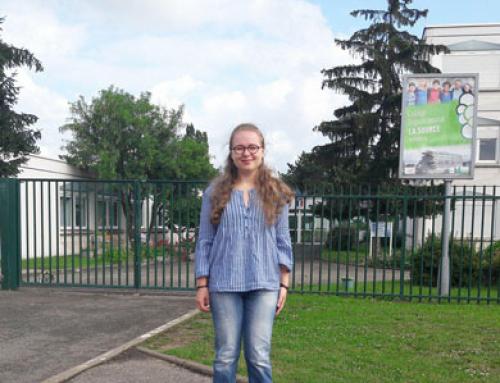 Collège La Source d'Amnéville : intervention