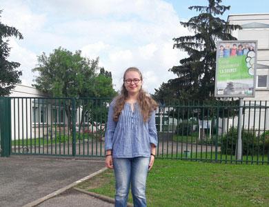 Héloïse De Ré – collège La Source d'Amnéville