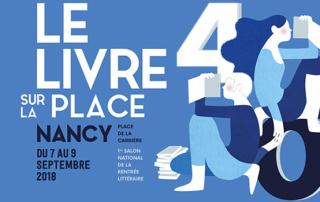 Héloïse De Ré, Le Livre sur la Place 2018