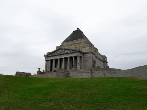 Héloïse De Ré, Melbourne, Shrine of Remembrance