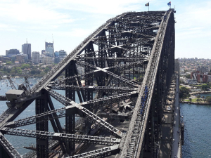 Héloïse De Ré, Sydney, Harbour Bridge