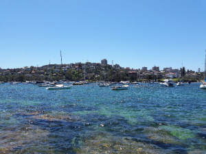 Héloïse De Ré, Sydney, Manly to Split