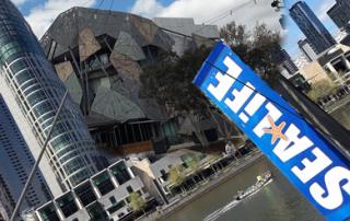 Héloïse De Ré, Melbourne Aquarium + Ian Potter Centre