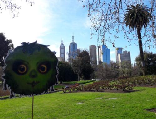 Premiers pas à Melbourne : Arts Centre