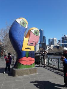 Héloïse De Ré, Melbourne