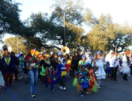 Treme : Gospel et Second Line Parade !