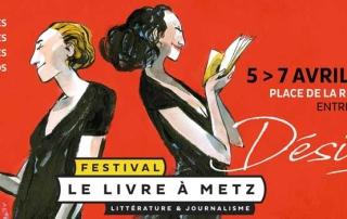 Héloïse De Ré – Le Livre à Metz 2019