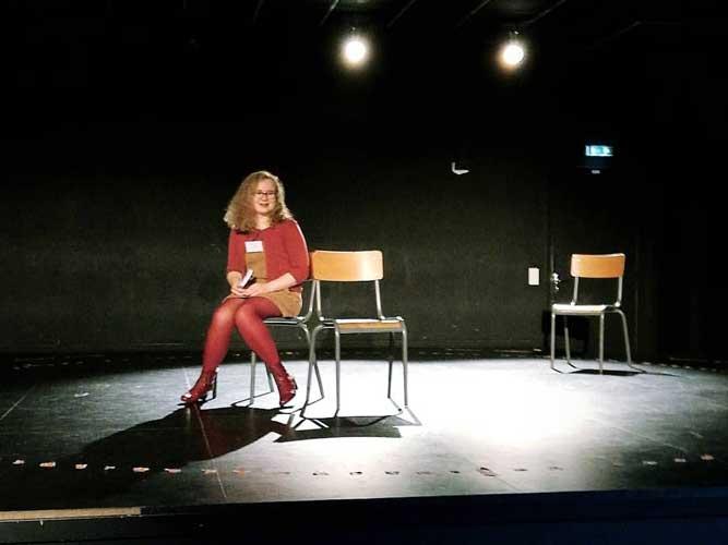 Héloïse De Ré – Prix Carrefour-Pierné 2018