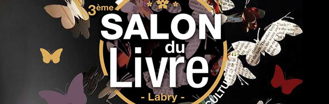 Labry : 3e salon du livre – 19 mai 2019