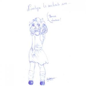 Héloïse De Ré, Ninalya Crisette