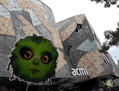 Héloïse De Ré, Melbourne, ACMI