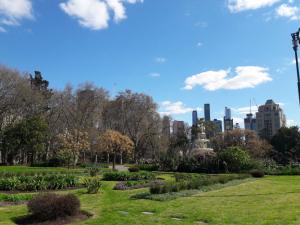 Héloïse De Ré, Melbourne, Carlton Garden