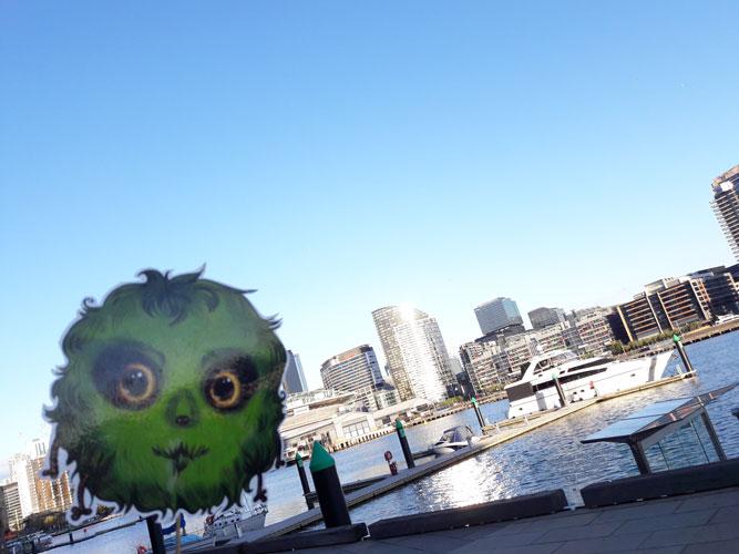 Héloïse De Ré, Melbourne, Docklands