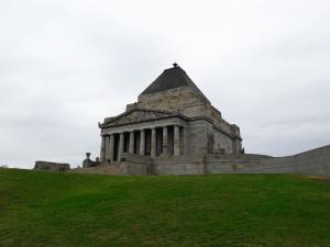 Héloïse De Ré, Melbourne, Shrine of Remembrance