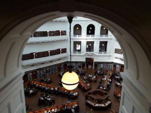 Héloïse De Ré, State Library Victoria