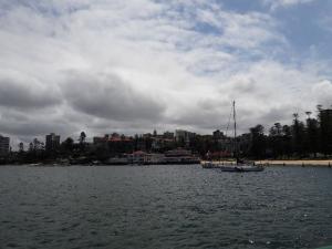Héloïse De Ré, Sydney, baie