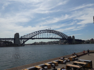 Héloïse De Ré, Sydney, Harbour Bridge