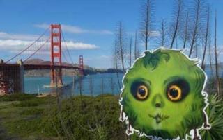 Héloïse De Ré – San Francisco, Golden Gate Bridge